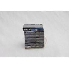 7x blank unused C90 cassettes