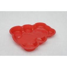 A Teddy Bear Jelly Mold