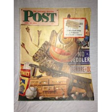 A Copy of the Saturday Evening Post from the 30th June 1945